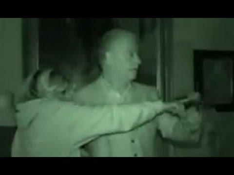 Aseguran haber filmado un famoso fantasma británico