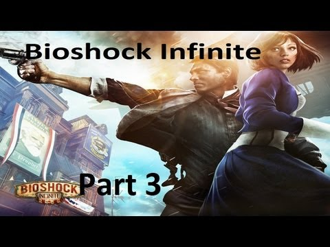 Bioshock Infinite part 3: Oh just a bunch of stuff I got because the seasonpass  