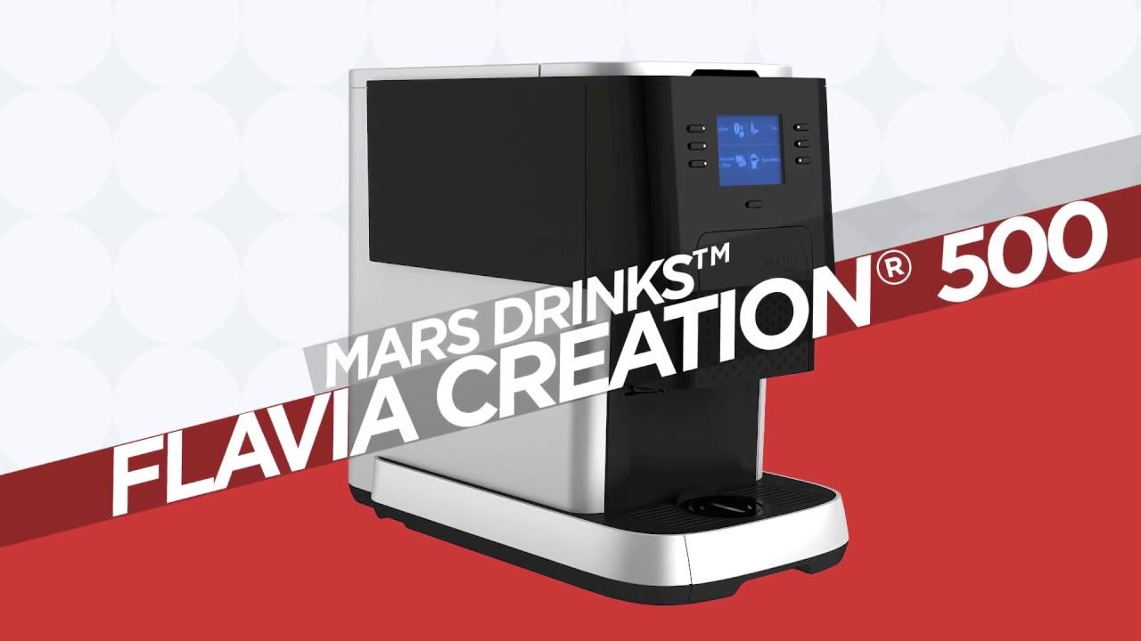 Introducing The Mars Drinks Flavia Creation 500