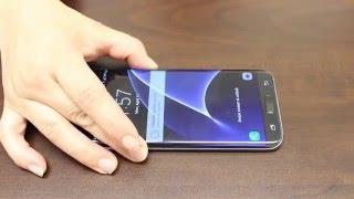 IQ Shield - Samsung Galaxy S7 Edge Installation Video
