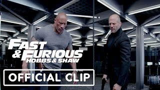 Fast & Furious Presents: Hobbs & Shaw -