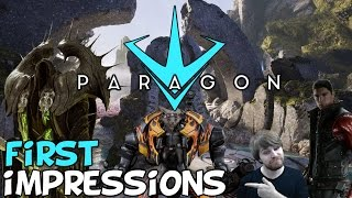 Paragon First Impressions