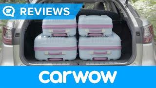 Lexus RX SUV 2016 practicality review | Mat Watson Reviews