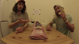 Snack Reviews - S02E02 - Sainsburys Wensleydale And Cranberry