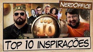 Top 10 pessoas inspiradoras