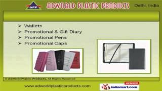 Corporate Gift Item By Adworld Plastic Products, Delhi