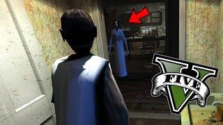 GRANNY ENCONTRÓ A SU HIJA SLENDRINA A LAS 3 AM !! (GTA 5 Mods)