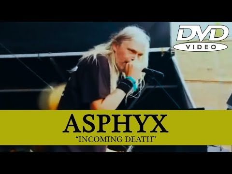 ASPHYX - Incoming Death [DVD] Full Show