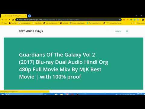 Guardians Of The Galaxy Vol.2 Full  Download | Dual Audio Hindi|Peter Queal |Groot| Rocket|