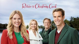 Preview - Return to Christmas Creek - Hallmark Movies & Mysteries