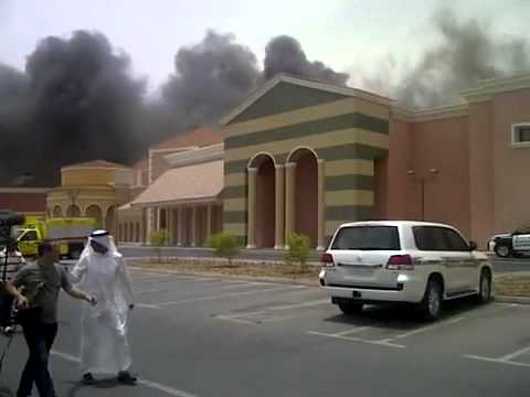 Fire in Villaggio - Doha - Qatar (28 5 2012) 2 of 2