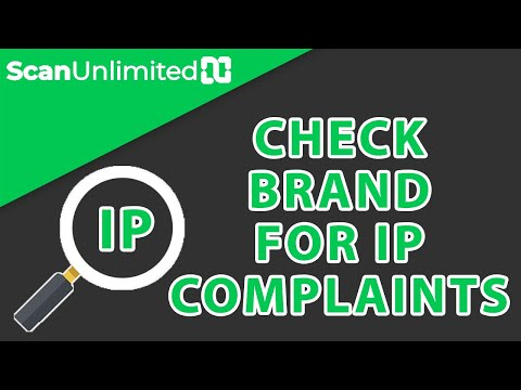 Prevent IP Alerts and Complaints Before Sourcing a Product ⚠