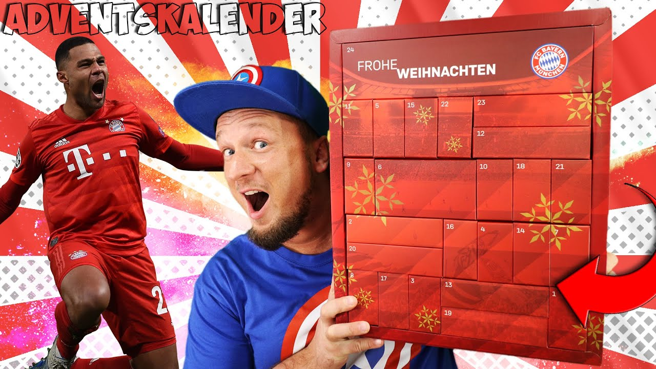 Bayern München Adventskalender