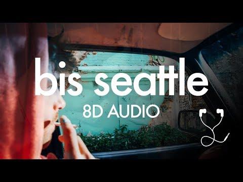 BIS SEATTLE (8D AUDIO - Kopfhörer verwenden) - fynn kliemann | offizielles video | nie