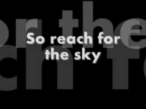 Secondhand Serenade - Reach For The Sky - Lyrics
