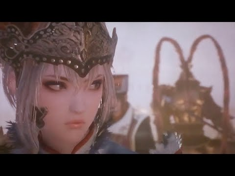 Dynasty Warriors 9 Lu Bu, Lu Lingqi and Others | The Moment of Defeat |