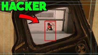 Hacker vs Hacker - Rainbow Six Siege Gameplay