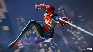 Gambar cover Spider-Man PS4 GMV (Tech N9ne 2Pac Eminem - Till I Die 2017)