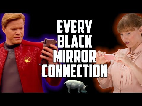 Black Mirror: Every Easter Egg in Seasons 1-4