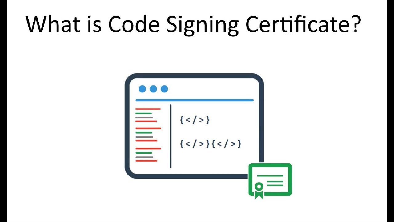 What is Code Signing Certificate? | AboutSSL org