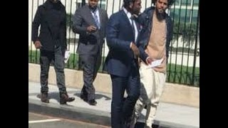 Rappers visit Obama in the White House