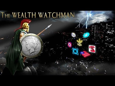 Wealth Watchman: Paper Gold, Silver Ratios Getting More & More Absurd!