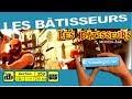 """Vidéorègle jeu de société """" LES BÂTISSEURS - Moyen-Âge """" par Yahndrev (#359)"""