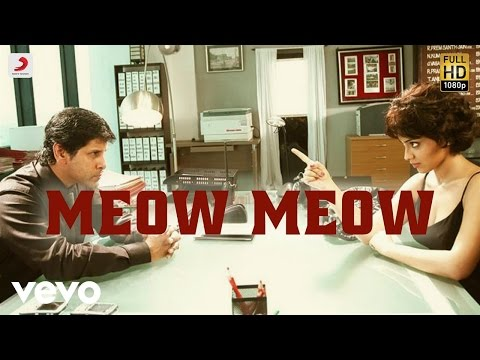 Kanthaswamy - Meow Meow Lyric | Vikram, Shreya