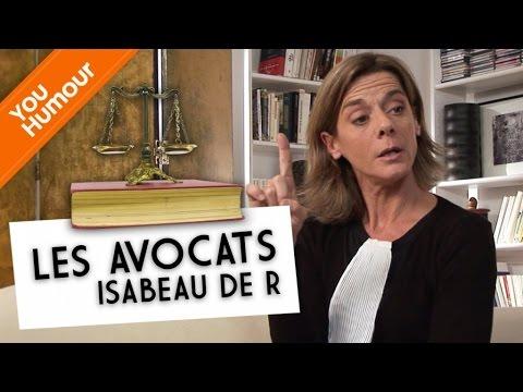 ISABEAU DE R - L'avocat
