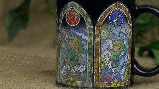 The Legend Of Zelda Color Change Mug