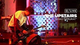 ALLYOUCANLIVE#3 The Upstairs - Disko Darurat