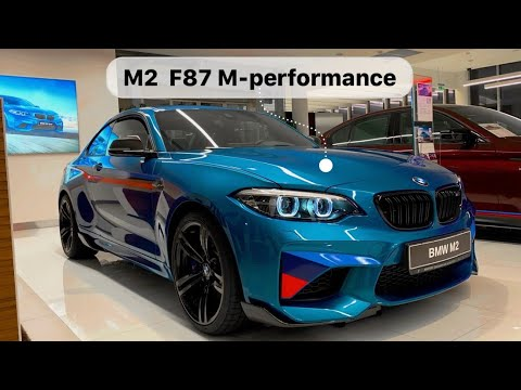 🇩🇪 BMW M2 F87 M-performance