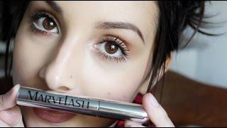 How To Get Long Eyelashes (Marvelash Growth Serum)