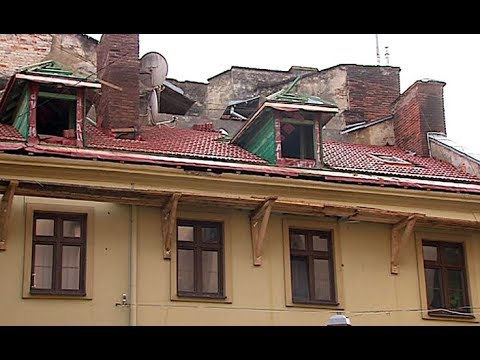 Problemy z remontem plebanii katedralnej we Lwowie