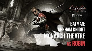 Monarch Theatre as Robin - Batman: Arkham Knight Crime Fighter Challenge Pack 6
