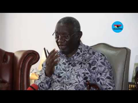 Former President Kufuor's speech at his unveiling as patron of Ghana Job Bank