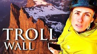 Troll Wall - An Unforgiving Climb up Europe's Highest Wall