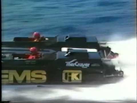 Bob Kaiser – 1986 Miami Beach Offshore Race