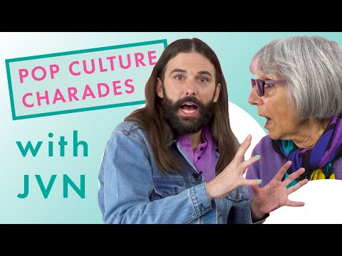 Jonathan Van Ness on Taylor Swift's cats, fangirling Sophie Turner & Antoni Porowski rumours