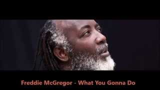 Freddie McGregor - What You Gonna Do