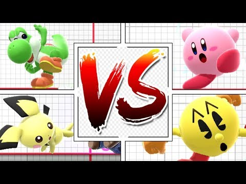 Which Character Has The Strongest Forward Tilt in Super Smash Bros Ultimate? thumbnail