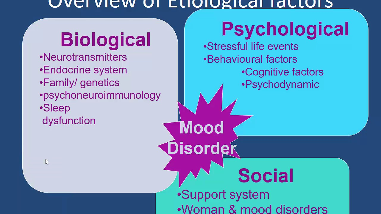 PArt Ine Mood Disorders - YouTube