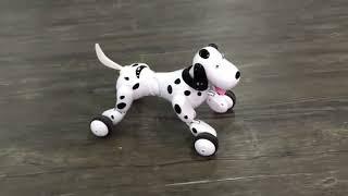 Интерактивная собака-робот на радиоуправлении HappyCow Smart Dog 777-338