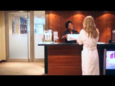 Spa & Fitness at The Westin Grand Frankfurt