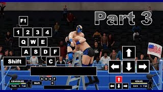 WWE 2K18 PC Controls[Part 3]Table and Ladder[]Keyboard Controls[]9492Database