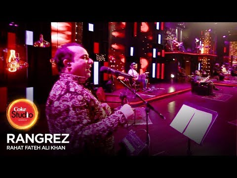 BTS, Rahat Fateh Ali Khan, Rangrez, Coke Studio Season 10, Episode 5.
