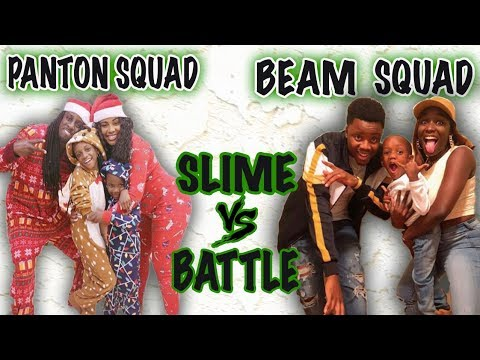 Ultimate Family Slime Battle Vs Panton Squad
