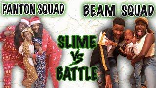 Ultimate Family Slime Battle Vs Panton Squad