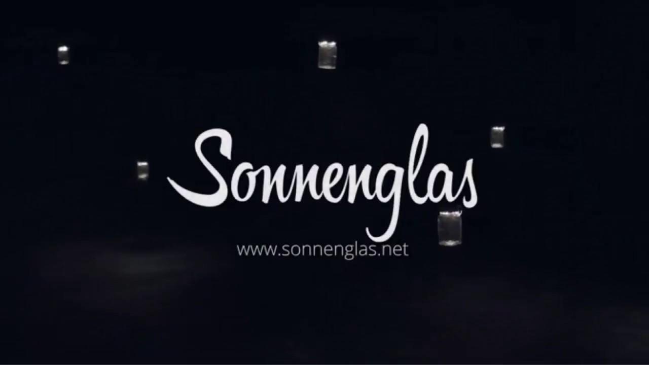 Sonnenglas - Das Original - Handgefertigt in Südafrika - YouTube