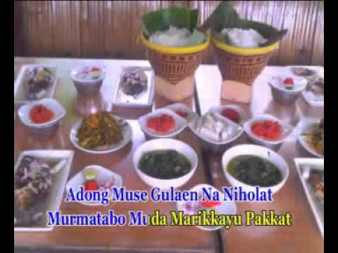 Bulung Gadung Sambal Tuk Tuk - Album POP TABAGSEL - Sibatangkayu Harahap